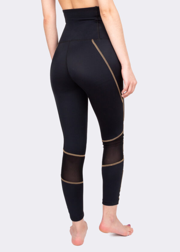 Leggings Silke Gold
