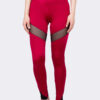 Leggings Attitude Red