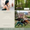 Silent Yoga Frankfurt