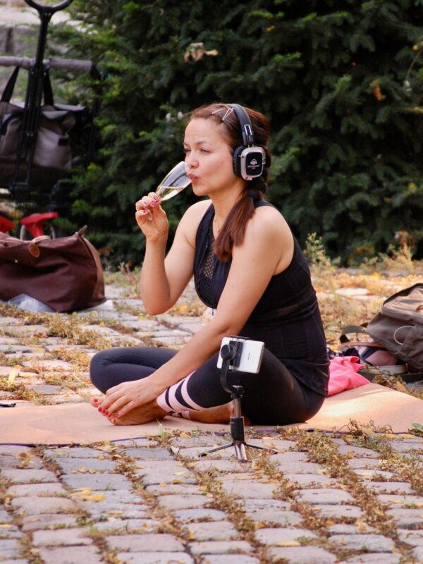Silent Yoga DÜW